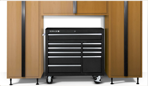 Toolchest Garage Organization, Storage Cabinet  Illinois